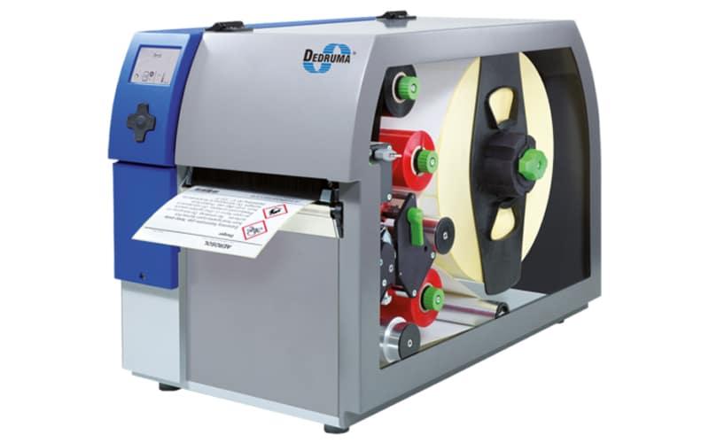 Etikettendrucker zweifarbig DEDRUMA XC4 XC6