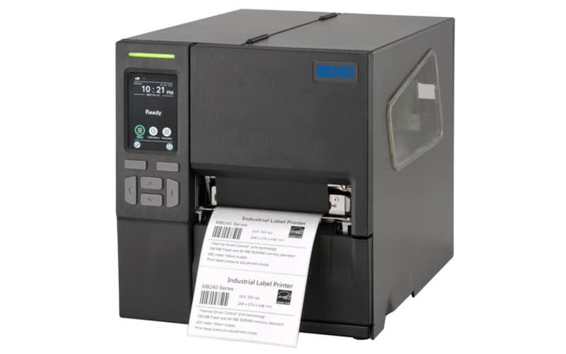 Thermotransfer-Etikettendrucker MB340T