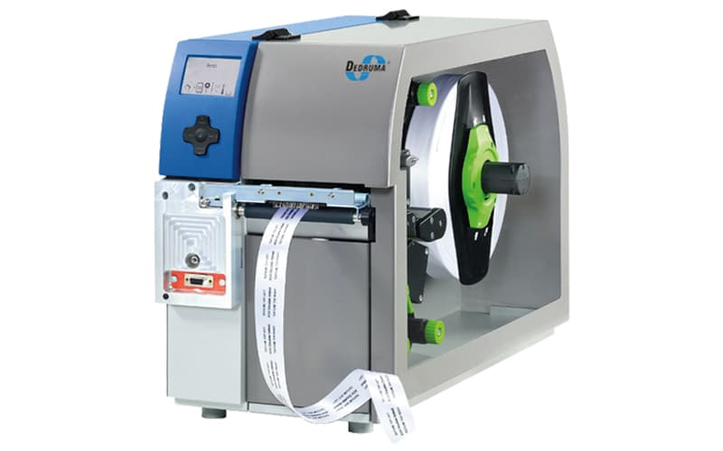 Thermotransferdrucker für Textiletiketten - XD4T/300