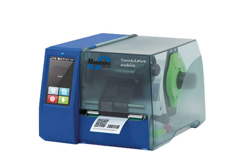 Thermotransferdrucker - Touch1plus mobile