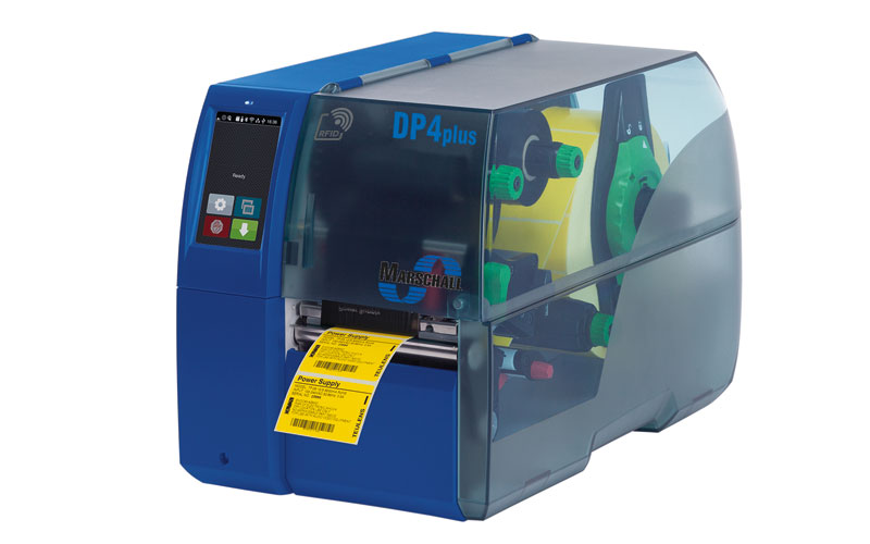 Thermotransferdrucker - DP4plus RFID